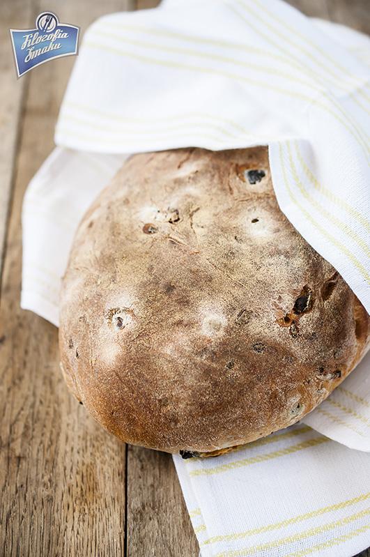 Chleb z oliwkami przepis