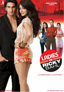Ladies vs. Ricky Bahl (2011) DVDScr 700MB