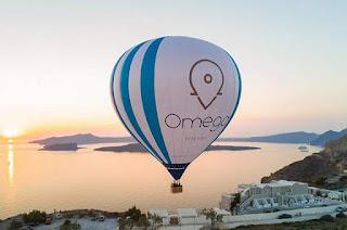 Santorini Hot Air Balloon Rides