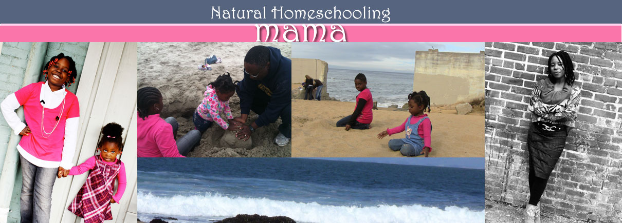 Natural Homeschooling Mama