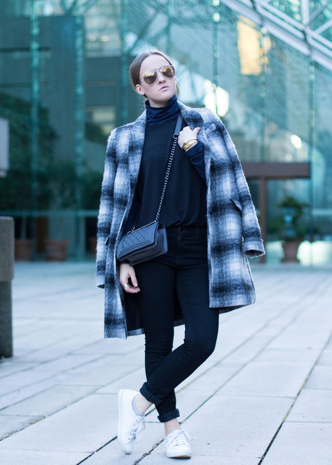 Winter turtleneck style - Canadian Fashion Blogger