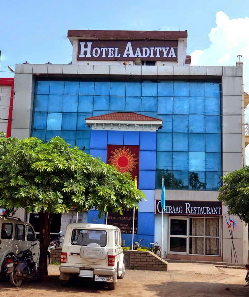 Hotel Aaditya Chiraag Restaurant Rewa