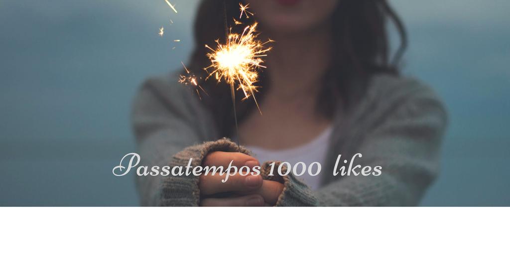Passatempos 1000 likes: