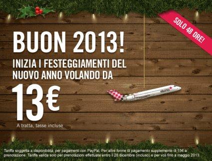promozione Volotea 13 euro
