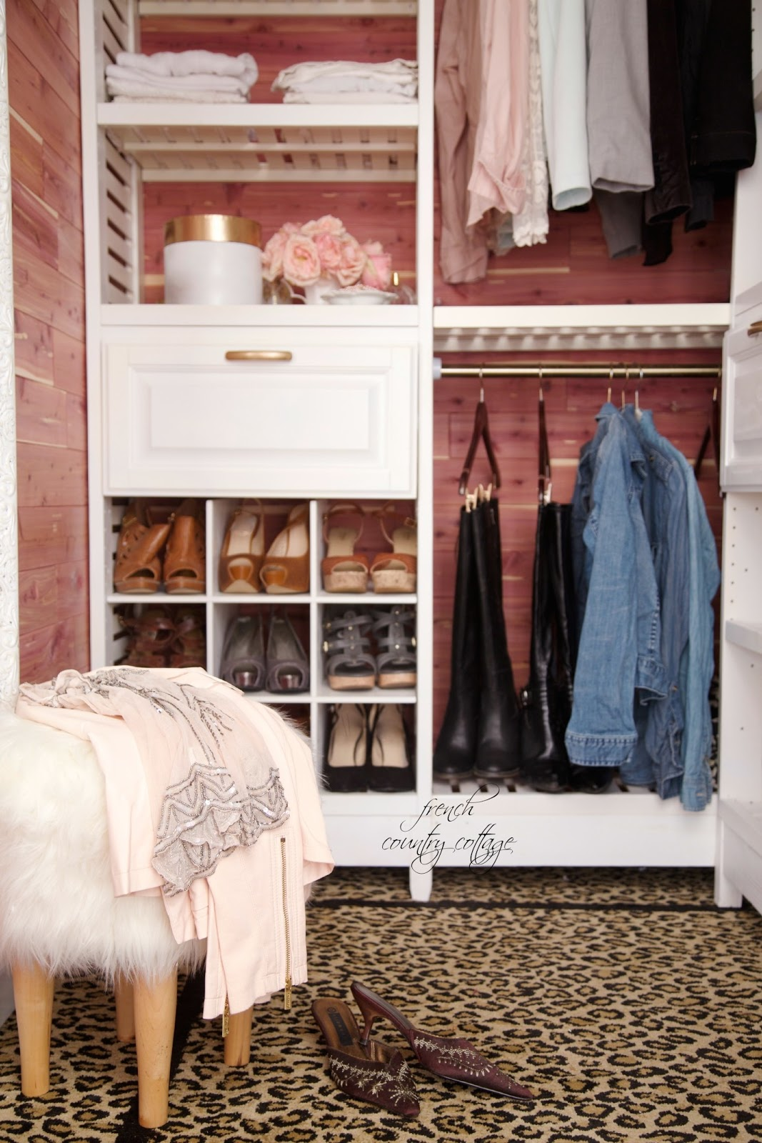 Closet Part 2~ A Place For Everything