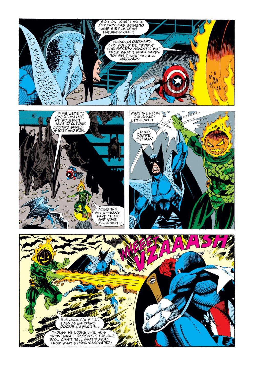 Captain America (1968) Issue #397 #330 - English 4