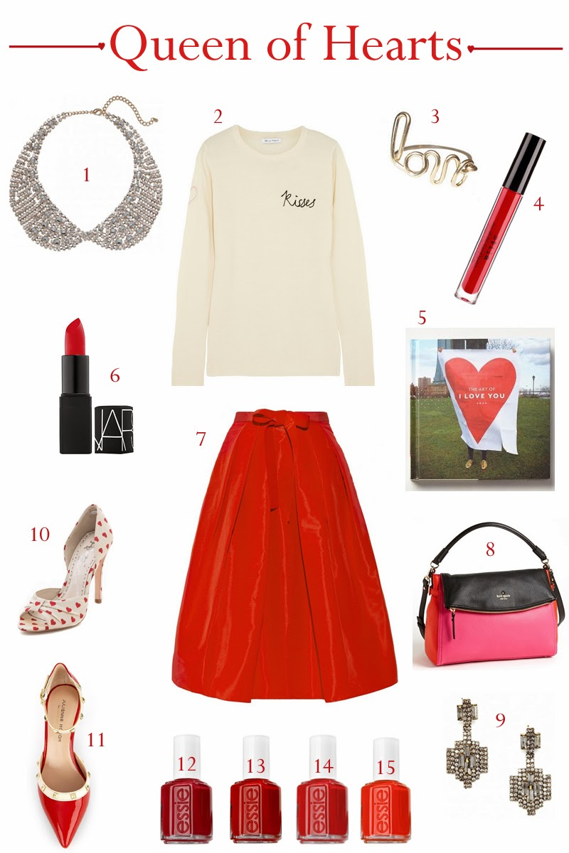queen-of-hearts-15-valentines-day-inspired-pieces-2014-valentine-outfit-ideas-tibi-baublebar-sole-society-anneka-stila-fiery-nars-red-lipstick-lush-jewelry-san-diego-giveaway-kisses-sweater-kate-spade-colorblo