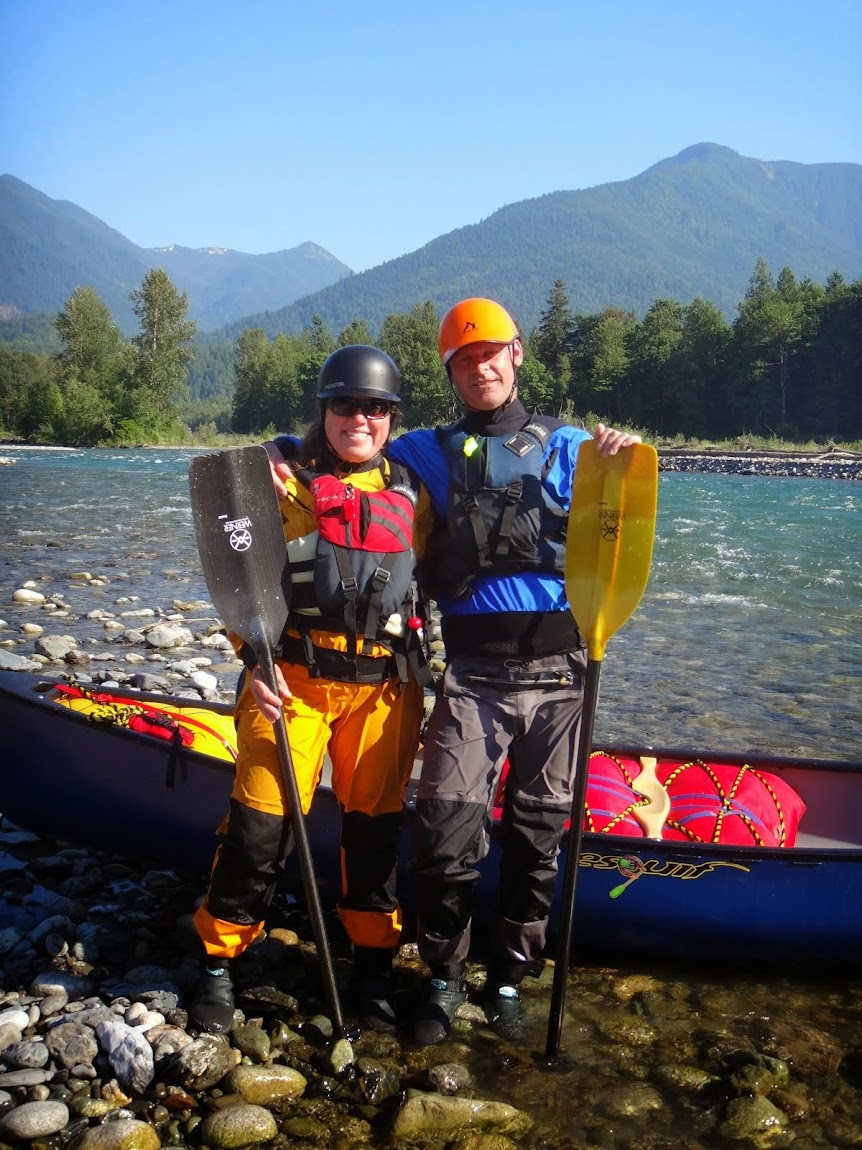 Chilliwack River - July 2014