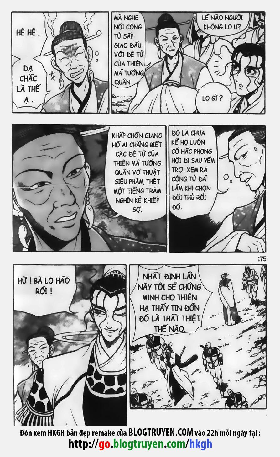 Hiệp Khách Giang Hồ - Hiệp Khách Giang Hồ Chap 047 - Pic 32