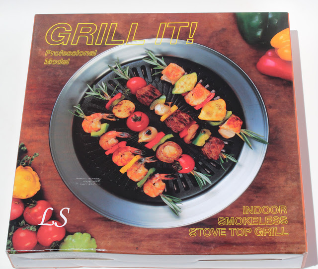 Grill It! Indoor Grill
