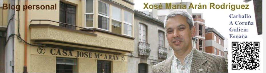 XOSE MARIA ARAN RODRIGUEZ