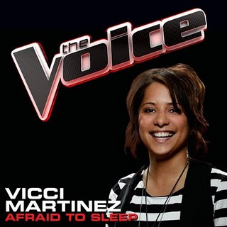 Vicci Martinez - Afraid To Sleep Lyrics