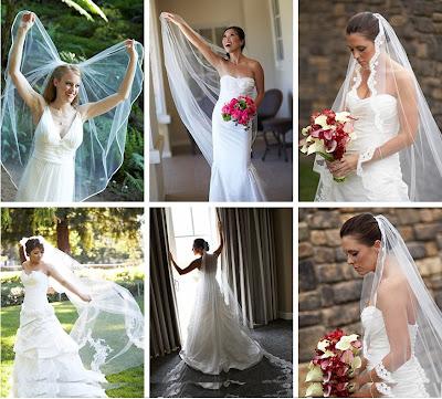 Wedding Veils for Brides