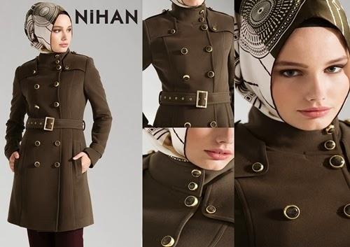Nihan 2013 2014 sonbahar kis pardesu kaban modelleri 8 Nihan 2013/2014 sonbahar kış pardesü ve kaban modelleri