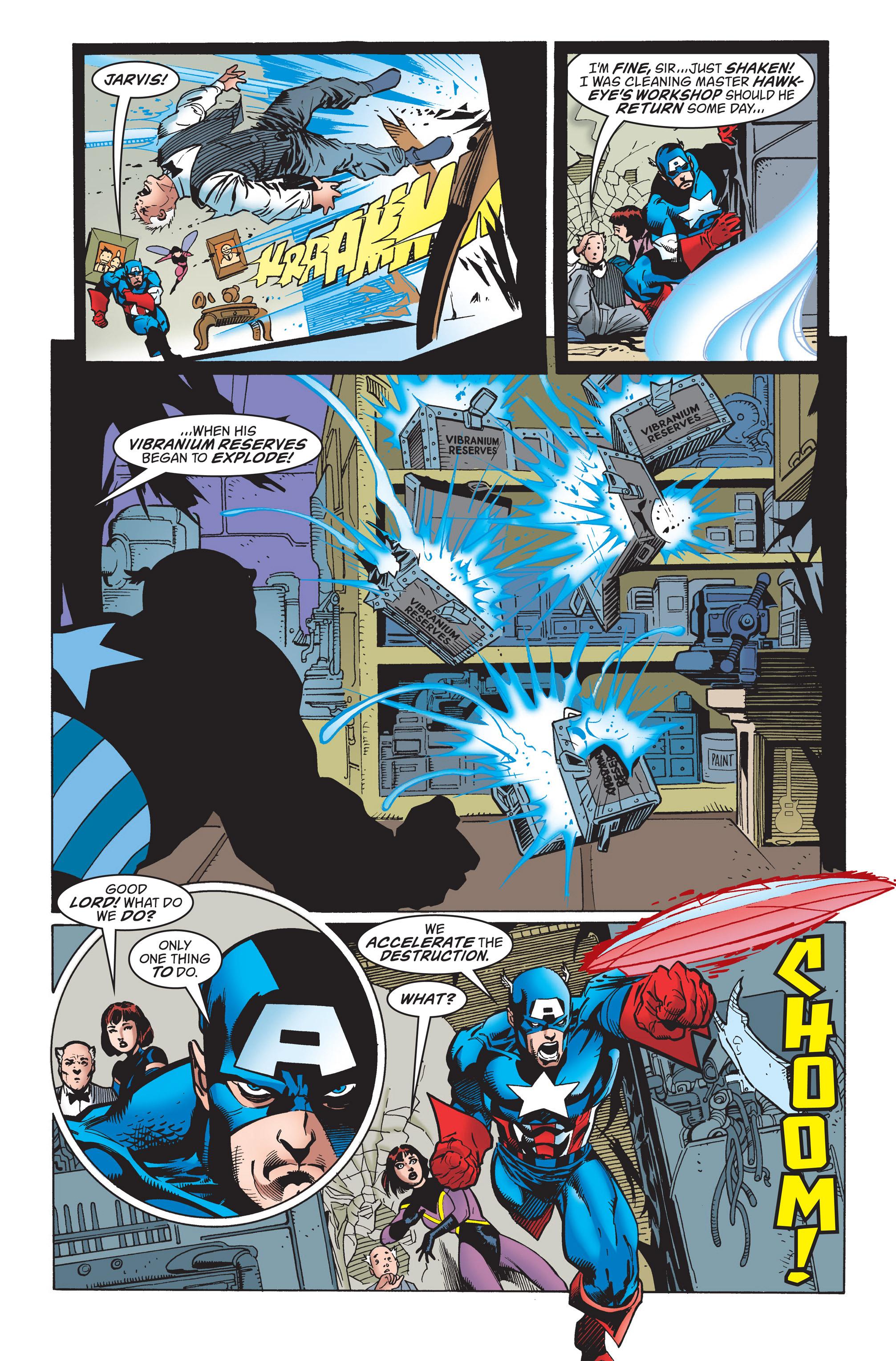 Captain America (1998) Issue #21 #27 - English 10