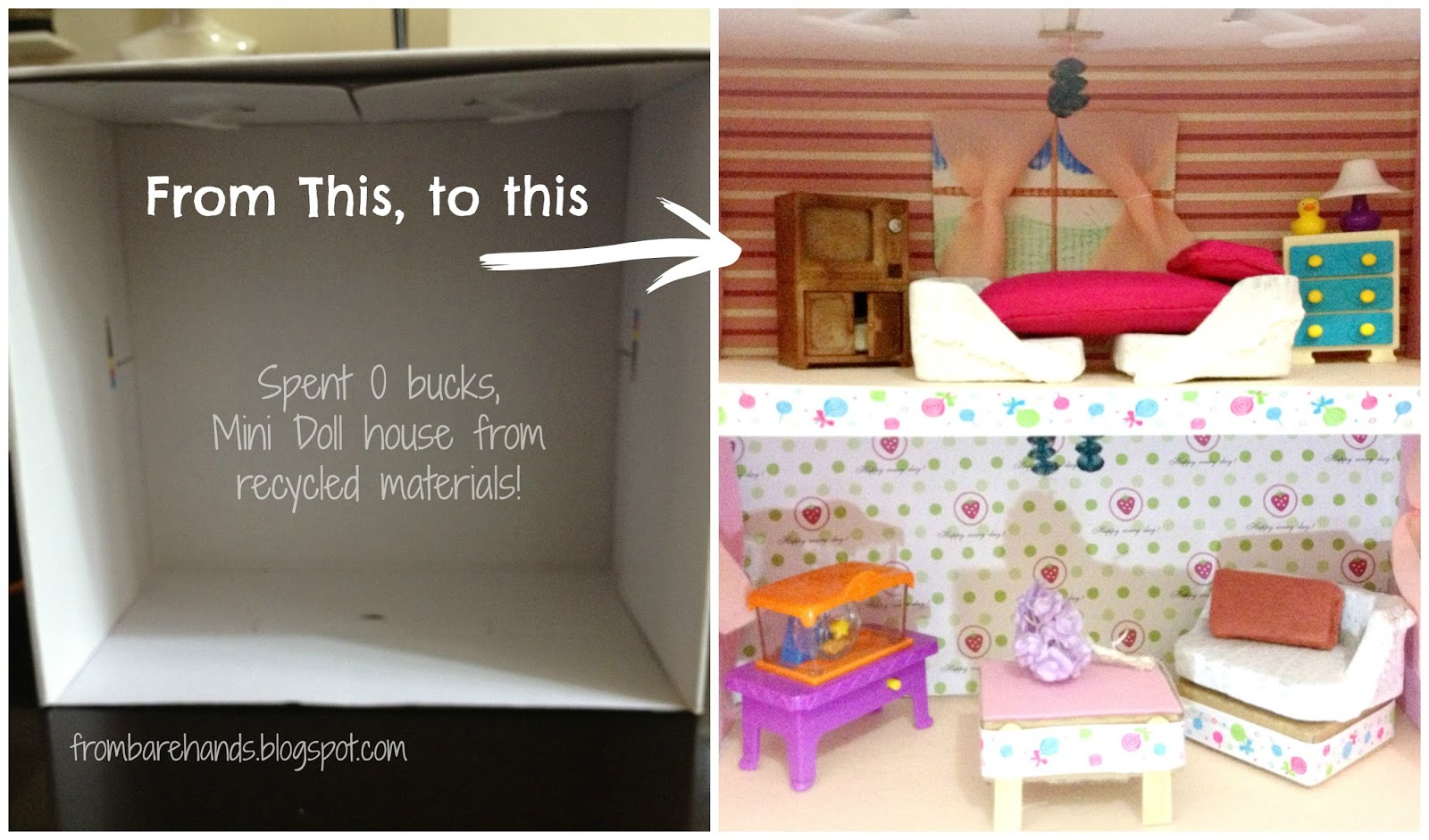 Without further ado my augustus masterpiece haha diy doll - Diy deco chambre ado ...