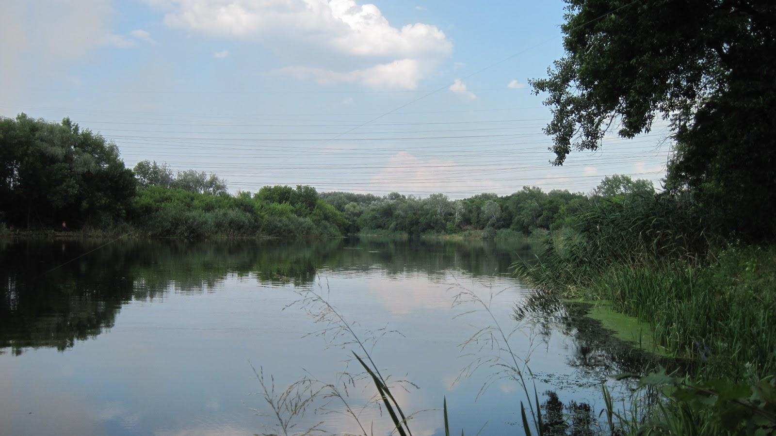 рыбалка на донце луганская обл