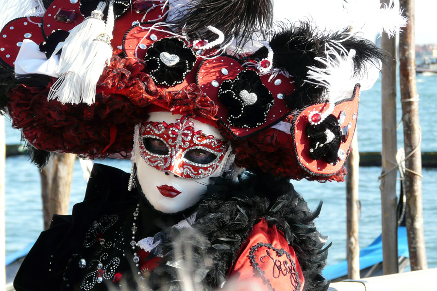 Mmel mi marrano estrena lazo carnavales en venecia - Mascaras de carnaval de venecia ...