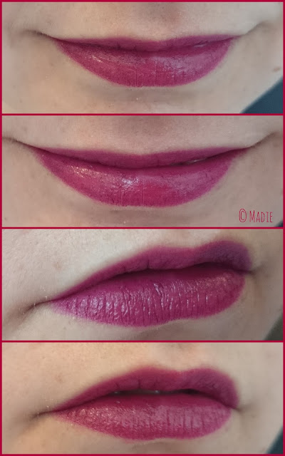 [Beauty] Isadora Perfect Moisture Lipstick 177 Dark Romance (Limited Edition)