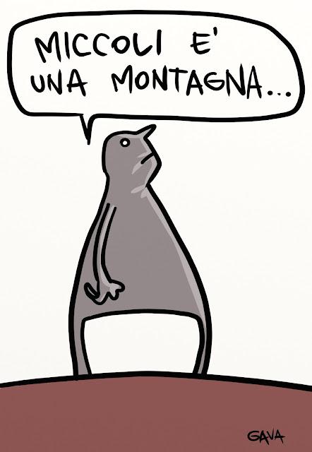 gava gavavenezia vignette satira miccoli mafia palermo falcone montagna merda