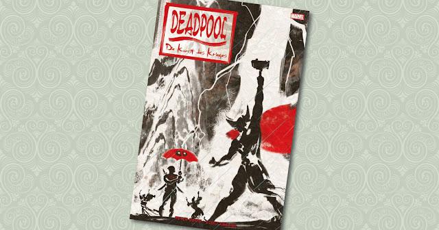 Deadpool Die Kunst des Krieges Panini Cover