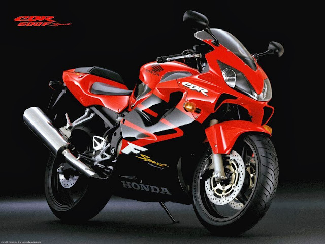 2001 Honda CBR 600 wallpaper