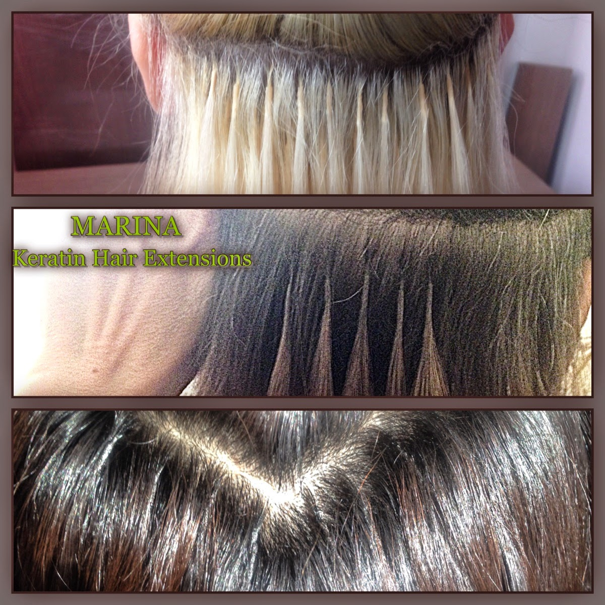 Work Gallery Hair Extensions In Dubai