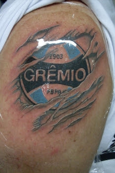Imagens de Tatuagens do Grêmio