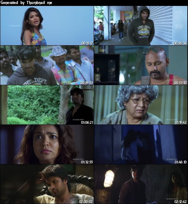 Aravind 2 2013 UNCUT Hindi 720p HDRip