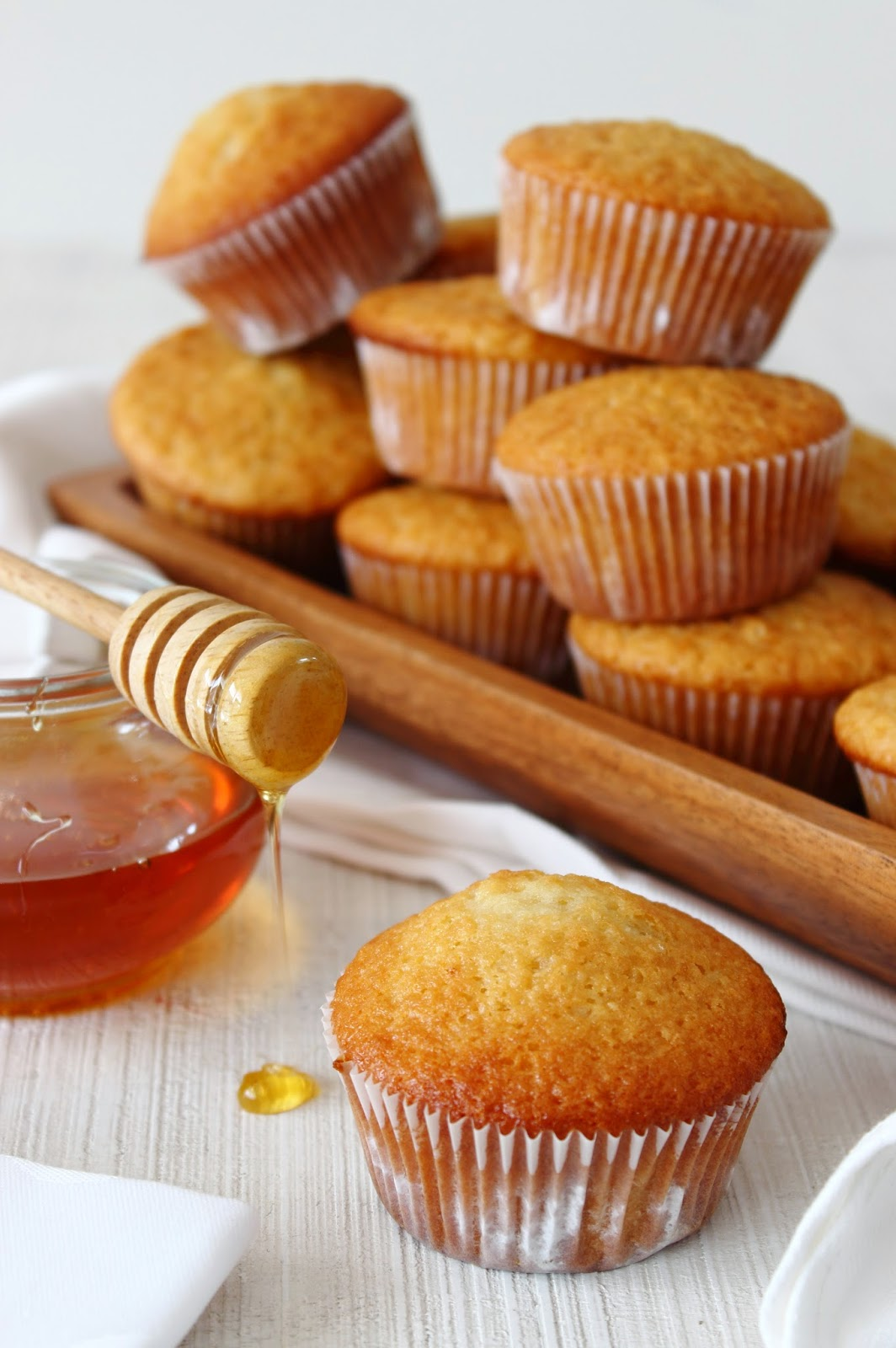 Honing muffins