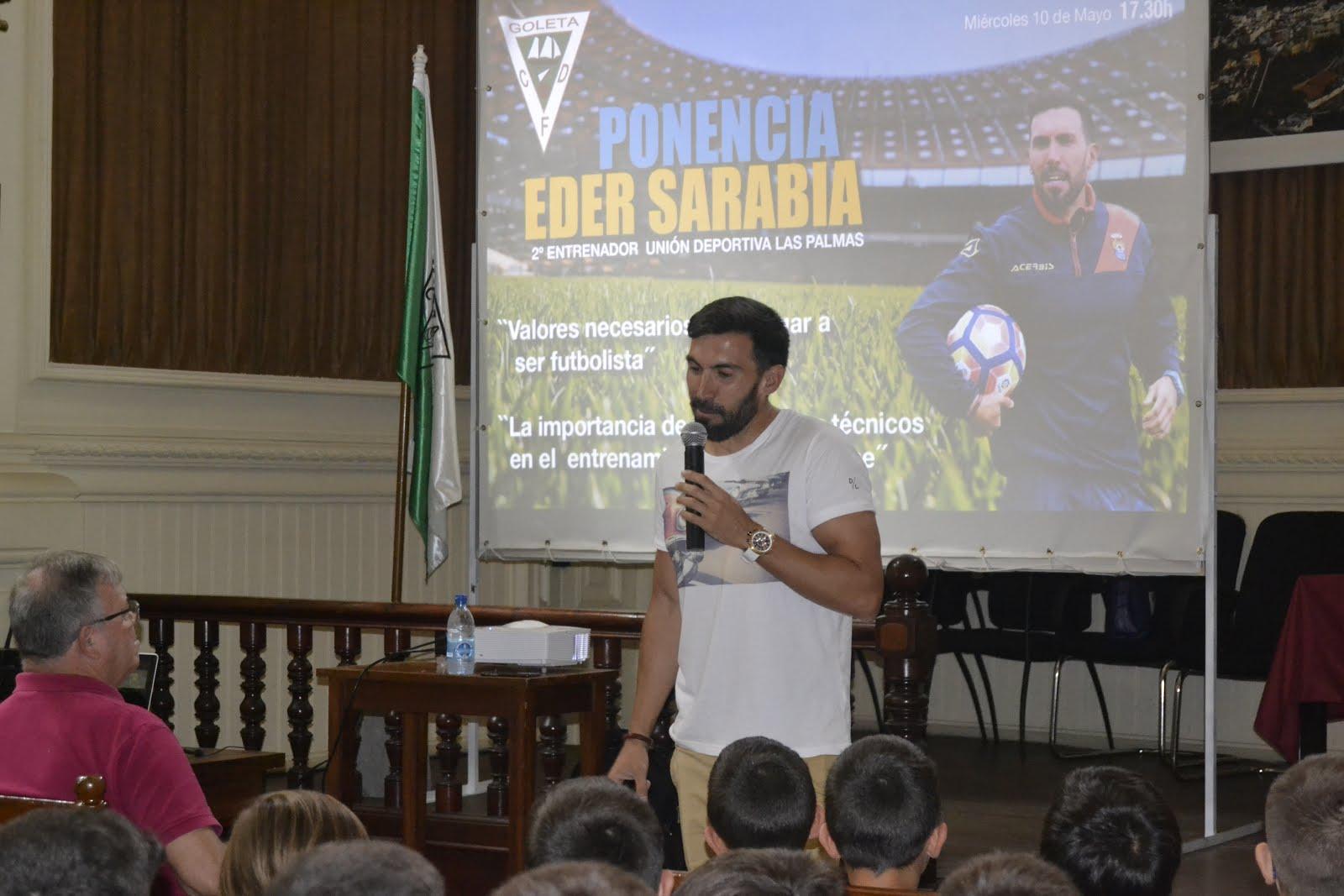 Visita de Eder Sarabia
