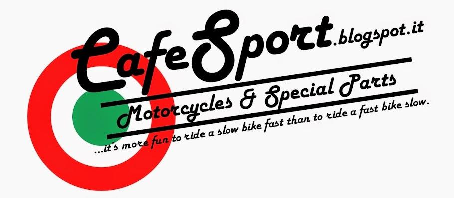 cafè sport motorcycles
