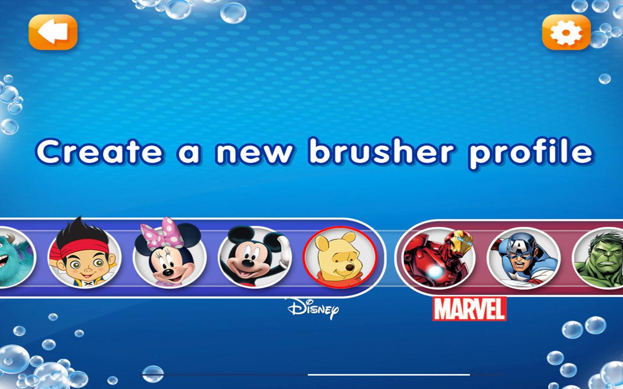 ¿Existe una app para cepillado de dientes?