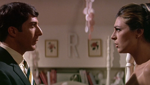 an analysis of the graduate a film by mike nichols Mike nichols won an academy award for directing the graduate, his second film, released in december 1967 nichols says he learned.