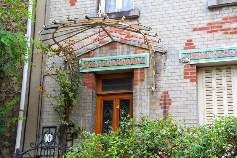 Village de Charonne - La Campagne à Paris