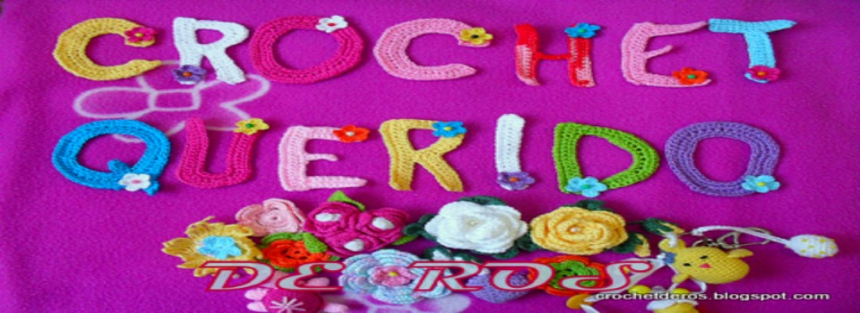 CROCHET QUERIDO