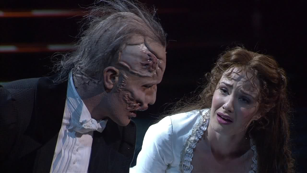 Miss Daydreamer's Place: Phantom of the Opera (25th ... Ramin Karimloo And Sierra Boggess Phantom Of The Opera