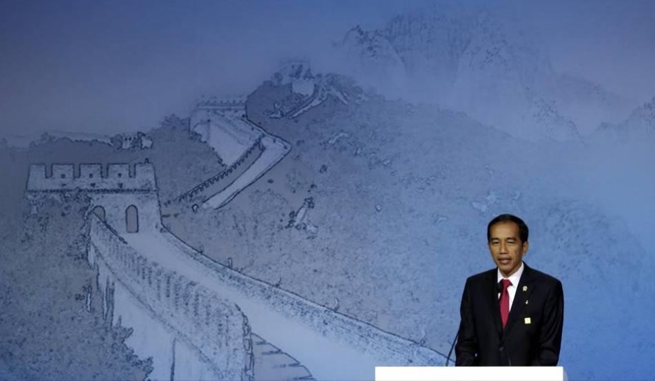 Foto - Foto Terbaik Presiden Joko Widodo Pada Saat Kongres ASEAN