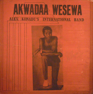 Alex Konadu\'s International Band -Akwadaa Wesewa,bhm 1983