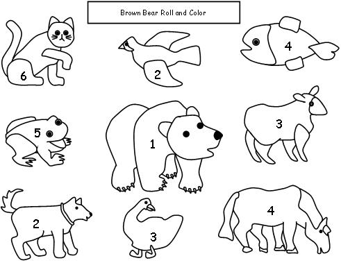Rock Chalk Speech Talk: Brown Bear, Brown Bear, What Do You See?