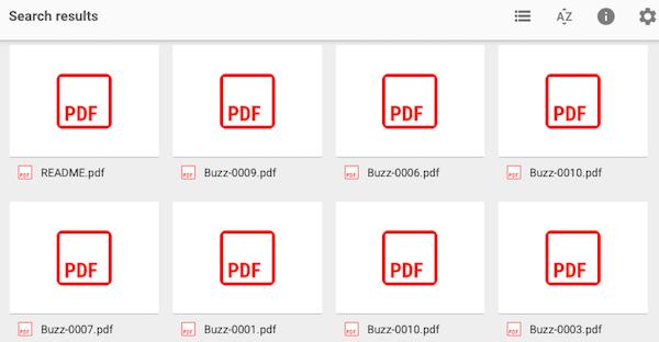 google doc pdf reader