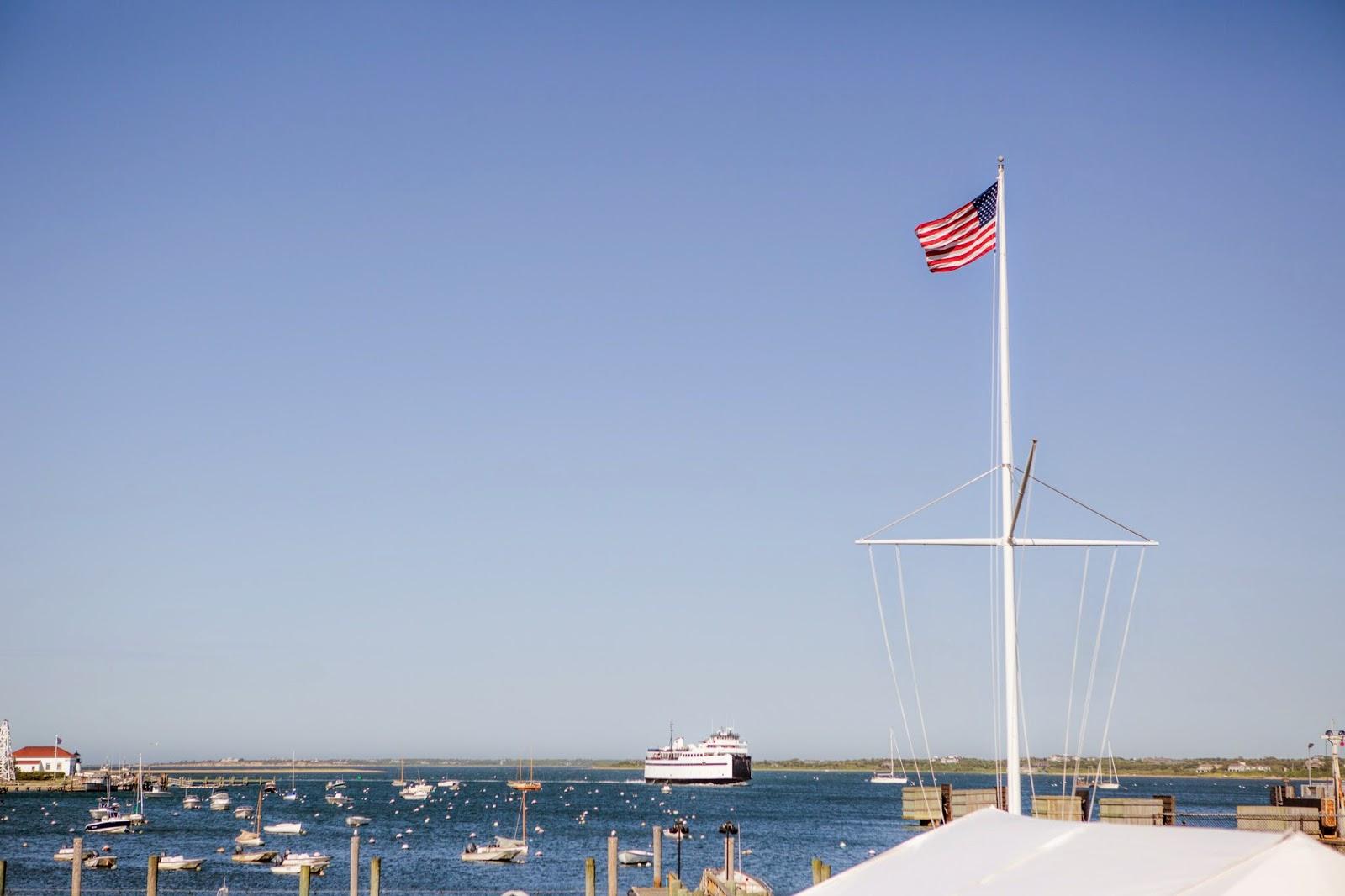 Another Nautical Nantucket Wedding!