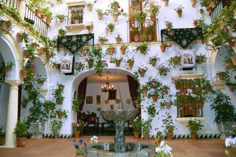Conocer espa a los patios de c rdoba patrimonio de la - Fotos patio andaluz ...