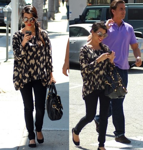 Celebrity Maternity Style Schue Love