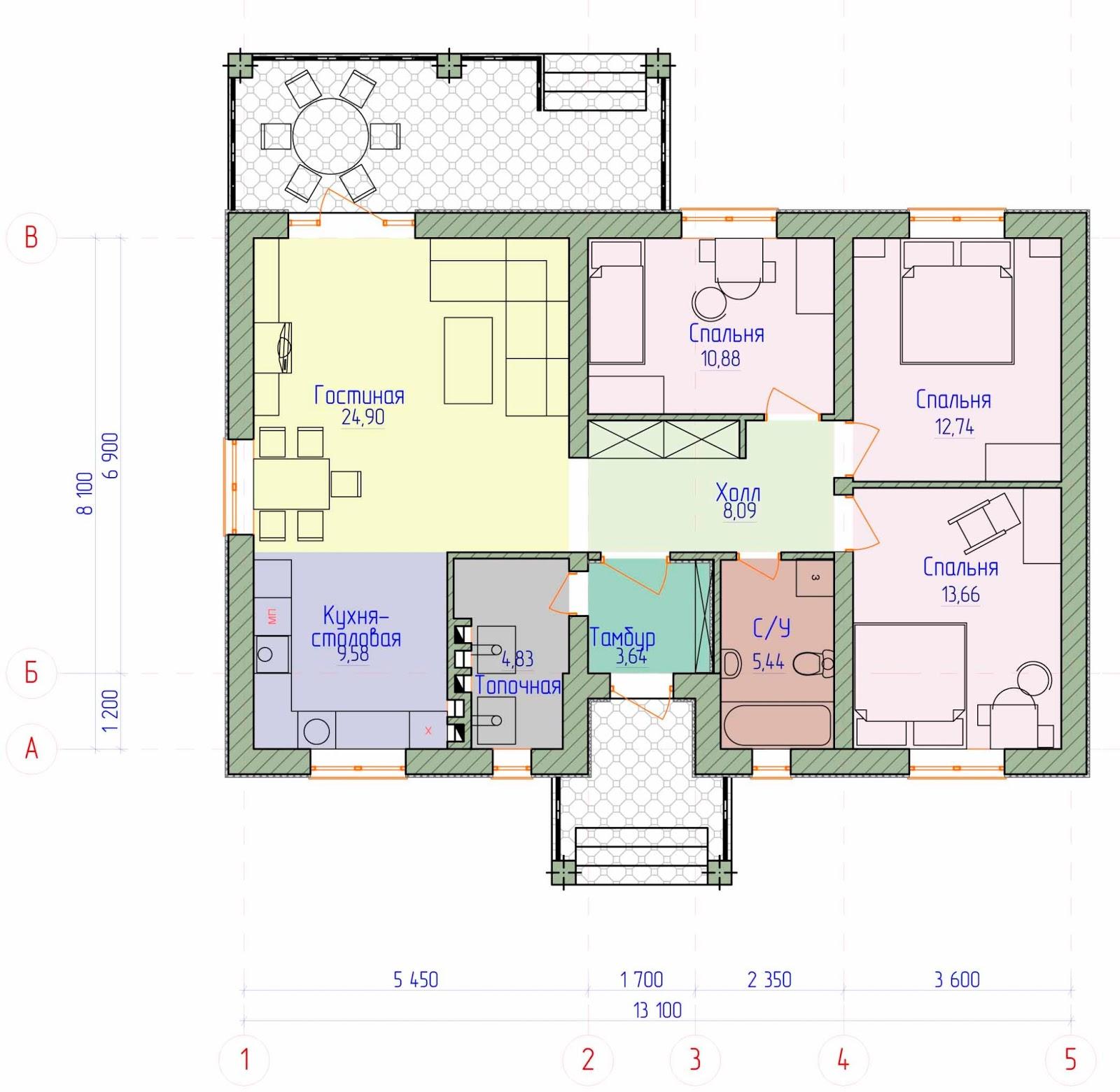 3d Модели Домов Из Бруса