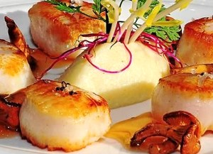 Coquilles Saint-Jacques