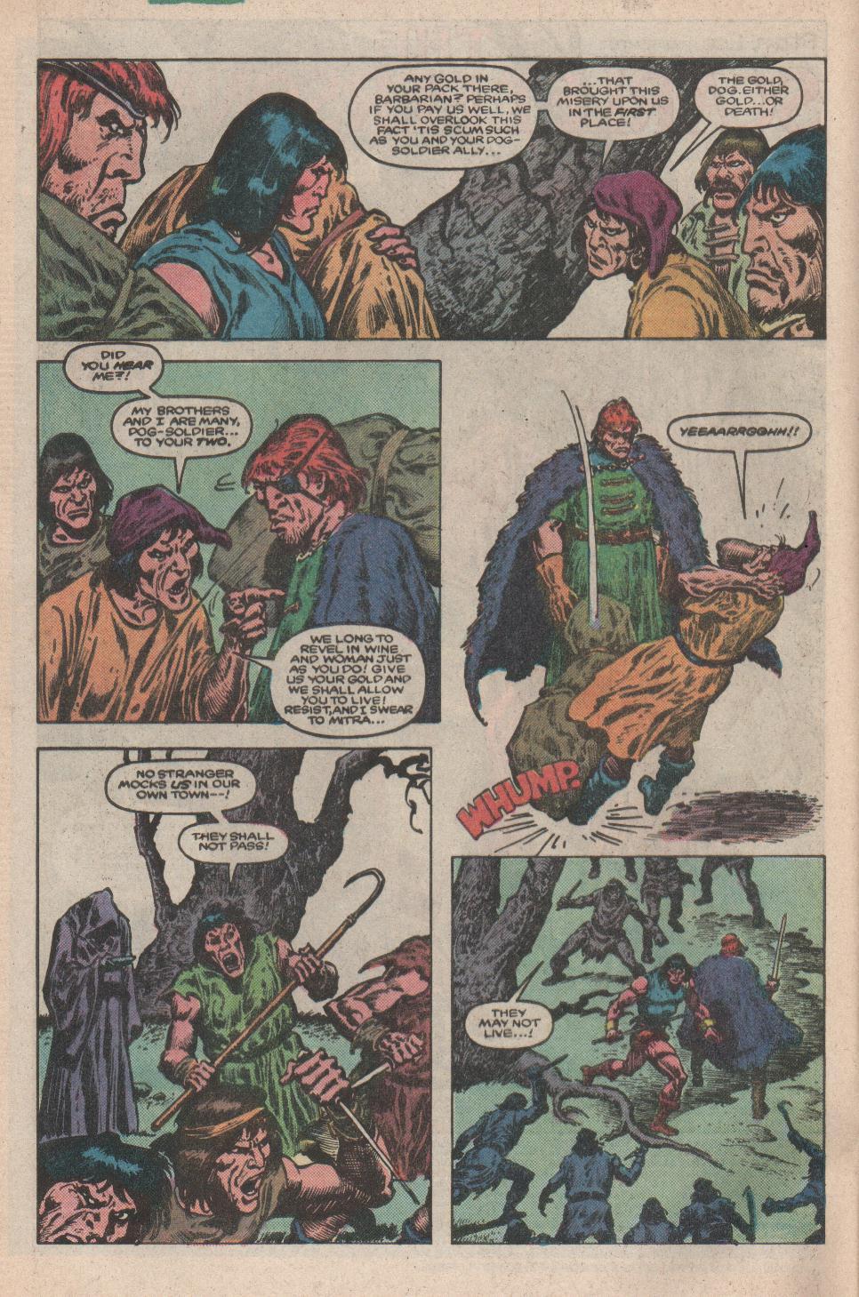 Conan the Barbarian (1970) Issue #175 #187 - English 3