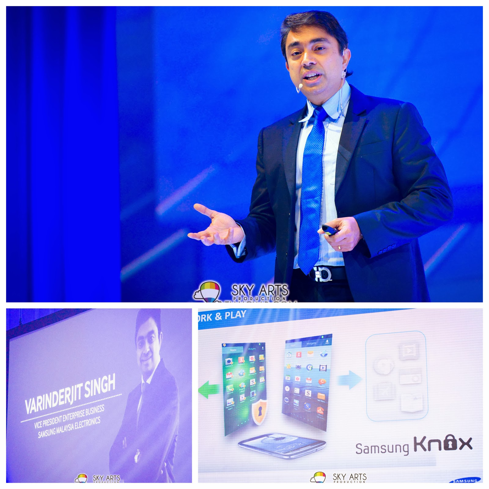 Samsung Galaxy Note 3 Gear Launch In Malaysia Rm2399 Rm999 Kopi Bos By Ila Arifin Amr Knox Security Protection Against Malware And Phishing Attacks As Well Hacking Attempts On Your Smartphone
