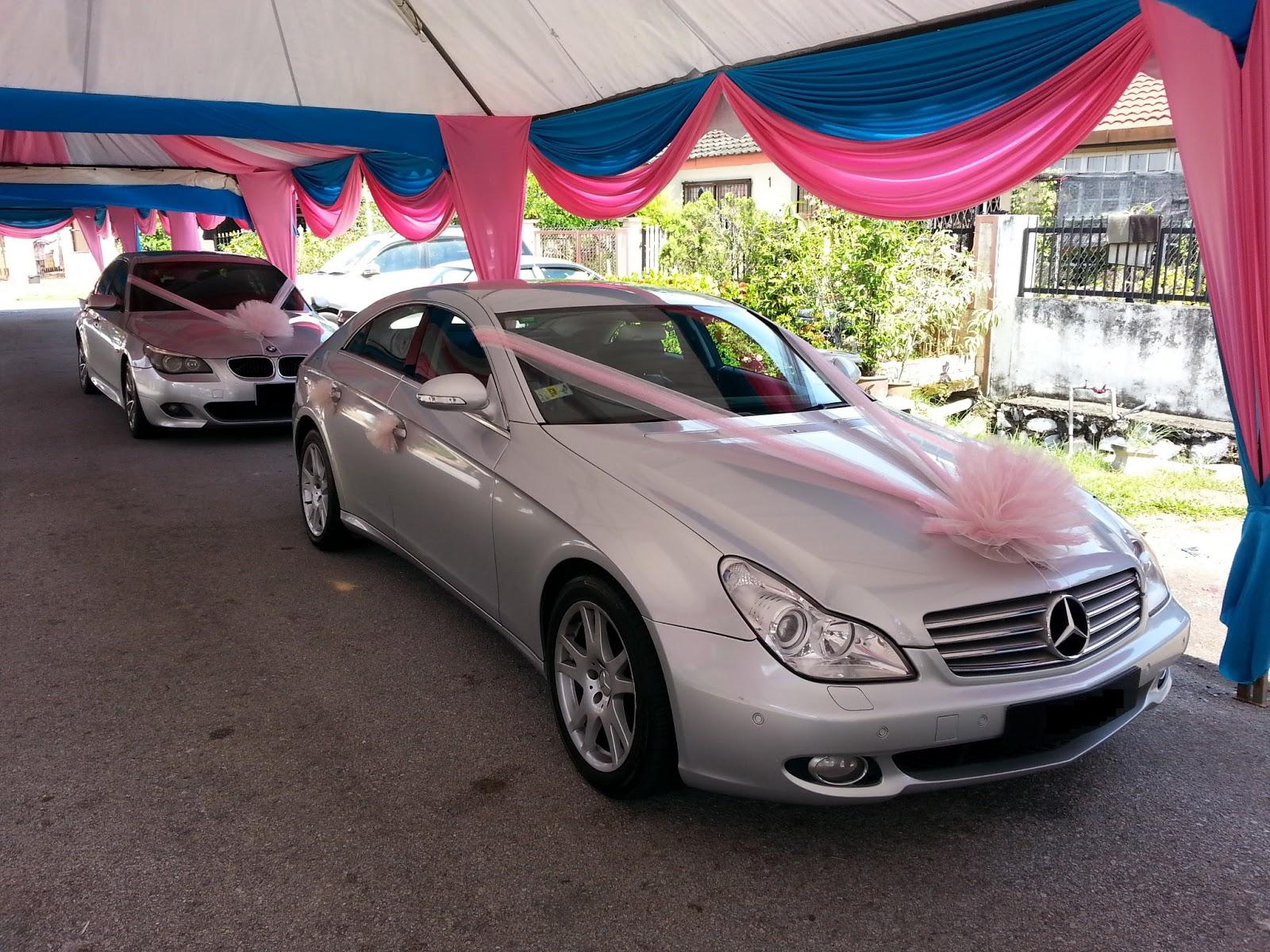 Rent bmw for wedding