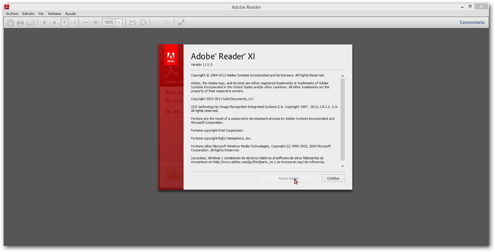 adobe acrobat xi break up pdf